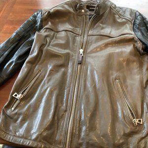 Men's Stylish Rudsak Leather Jacket